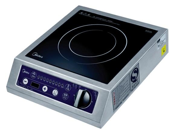 美的电磁炉3.3kw平头炉t-c03a-t