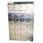 24格储物柜