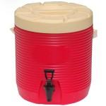 杰冠冷热奶茶桶KY-313