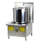 金肯煲汤炉JK-TPD40G08KW-CHB  商用单头煲汤炉 商用电磁厨房设备