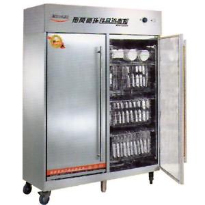 【亿高热风循环消毒柜RTP1000H】高温热风循环消毒柜 双门高温 餐盘食具高温消毒柜 无磁优质不锈钢