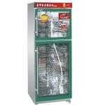 悦康GRP-380AE-2消毒柜  上下玻璃门商用消毒柜