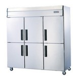 HECMAC 08款6门直冷冷冻柜1.6L6B
