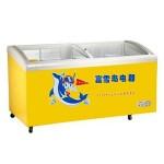 富雪岛冷冻/冷藏柜SD/SC-358  圆弧形门 (单机)