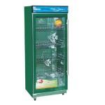 悦康GRP-220BE绿钻消毒柜 单玻璃门商用消毒柜