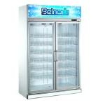贝诺双门展示柜KG1.0L2【贝诺冰箱】 【贝诺冷柜】