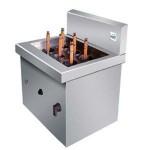 喜达客电磁六眼煮面炉IND-DOP-12 【喜达客电磁炉】 大功率电磁炉 商用电磁炉  电磁厨房设备 不锈钢电磁厨房设备