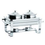 阿托萨(ATOSA)自助汤炉AT721R83    全钢方形