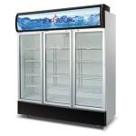 穗凌展示柜LG4-1200M3F     豪华型立式    单温风冷三门