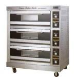 祥兴三层三盘电烤箱