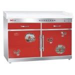 悦康LK-618A消毒柜 商用消毒柜/配餐柜