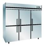 凯丽皇六门双温冰箱