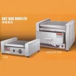 王子西厨EH-509热狗机连保温柜 热狗保温一体机 烤肠机