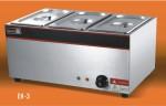 王子西厨EH-3三盆电热保温汤池 电热保温汤池 保温汤池