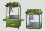 王子西厨HOP24C爆米花机 展示型爆米花机 柜式爆米花机