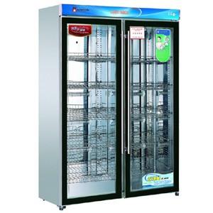 康庭绿钻消毒柜YTD1200A-KT1【康庭绿钻消毒柜】双玻璃门