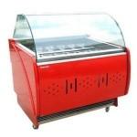 东贝硬冰淇淋展示柜SDF420