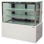 杰冠CL-1800蛋糕柜 日式三层大理石直角蛋糕柜