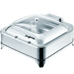 阿托萨(ATOSA)自助餐炉AT61293    方形玻璃盖带框