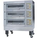 新粤海YXD-60S烤箱 三层六盘喷雾烘炉【新粤海批发】