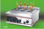 王子西厨EH-688豪华台式电热煮面炉 电煮面机 六头煮面炉