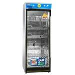 悦康HAC-ZTP720A消毒柜 热风循环食具消毒柜 单玻璃门消毒柜 商用食具消毒柜