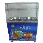 菱锐炒冰机LR-A22   双圆平锅  27kg