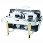 阿托萨(ATSOA)自助汤炉DKS61181    镀金可视方形