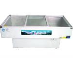 富雪岛海鲜柜TCD18-180(单机)  豪华型