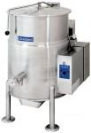 Cleveland  KGL25,燃气蒸汽夹层汤锅,25加仑,固定式