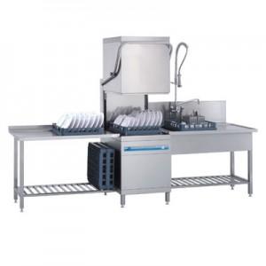 MEIKO/迈科洗碗机DV80TM商用提拉式洗碗机揭盖式洗碗机食堂洗碗机