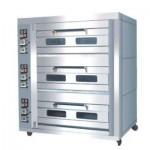 芙蓉烤箱三层九盘F2-HX90C  商用电烤箱 不锈钢电烤箱