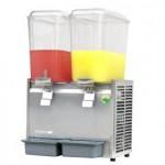 东贝双缸喷淋式冷热饮机LRP18*2D-W