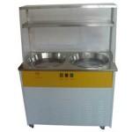 菱锐炒冰机LR-022   双圆锅  25kg