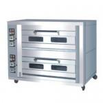 商用两层四盘电烤箱F2-HX35C   芙蓉电烤箱 不锈钢电烤箱