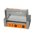 杰冠EH-209滚筒式烤香肠机   九棍