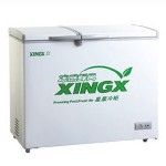 星星冷冻冷藏箱BCD-201J  商用冷柜 星星冷柜