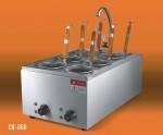 王子西厨EH-706 台式6头气煮面炉 燃气煮面炉 六头煮面炉