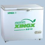 星星冷冻冷藏箱BCD-282JH  星星冷柜 商用冷柜