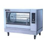 杰冠GB-368烤炉 旋转燃气烤炉