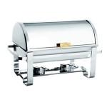 阿托萨(ATOSA)自助餐炉AT721R63-2 全钢方形半翻盖 双格
