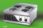 王子西厨EH-687豪华四头电热煮面炉 煮面炉 四头煮面炉