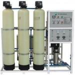 春雨RO膜反渗透3吨/小时纯水机