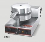 王子西厨UWB-1单头华夫炉 雪糕皮机 单头华夫炉