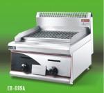 王子西厨EB-689A豪华燃气火山石烤炉 火山石烤炉 燃气烤炉