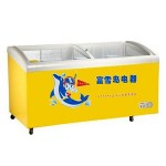 富雪岛冷冻/冷藏柜SD/SC-248  圆弧形门 (单机)