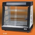 王子西厨DH-660黑色暖脆陈列柜 保温柜 西餐保温柜
