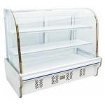 兆邦WDC-2000卧式点菜柜 兆邦冷柜2米点菜柜