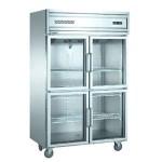 贝诺四门展示柜KG1.0L4  商用四门展示柜  商用冰箱【贝诺冰箱】 【贝诺冷柜】