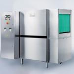 MEIKO/迈科洗碗机K200C电加热型通道式洗碗机篮传式洗碗机商用传送式洗碗机